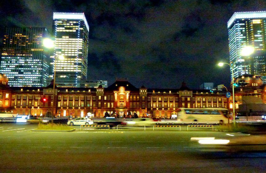 Tokyo Station 3 Edit