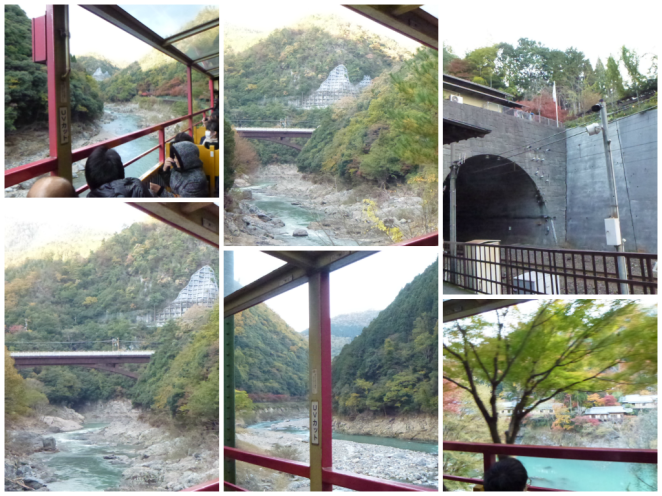 Sagano Scenic Rail 3