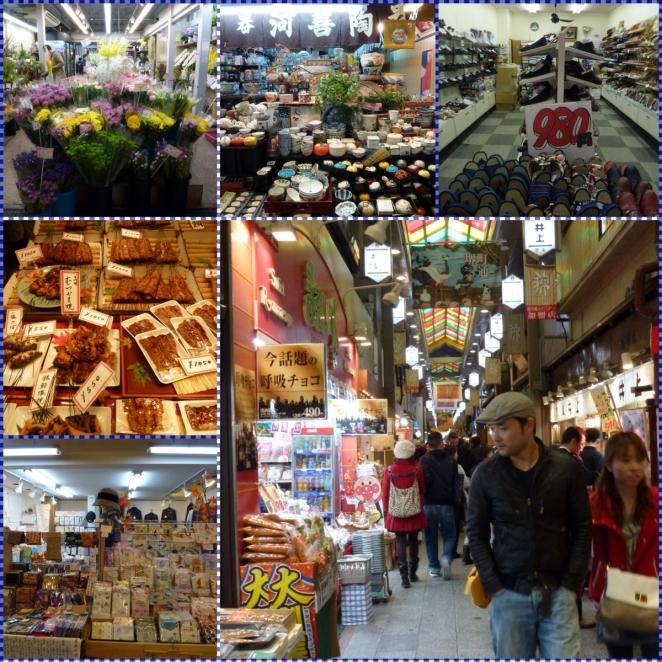 Nishiki Market 4