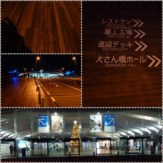 Osanbashi Pier 1